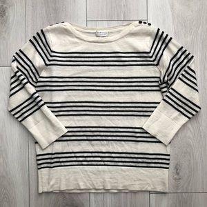 Club Monaco 3/4 Sleeve Sweater | Size: Medium